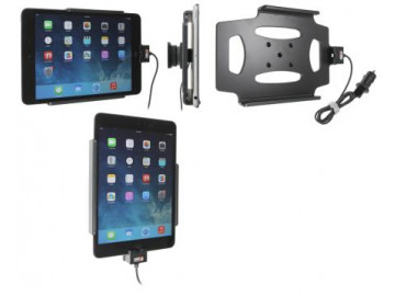 Brodit Aktiv Tablet Mobilholder med cigar adapter til Apple iPad Mini 2 - 521584