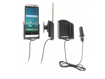 Brodit Aktiv Mobilholder med cigar adapter til HTC One M9 - 512722