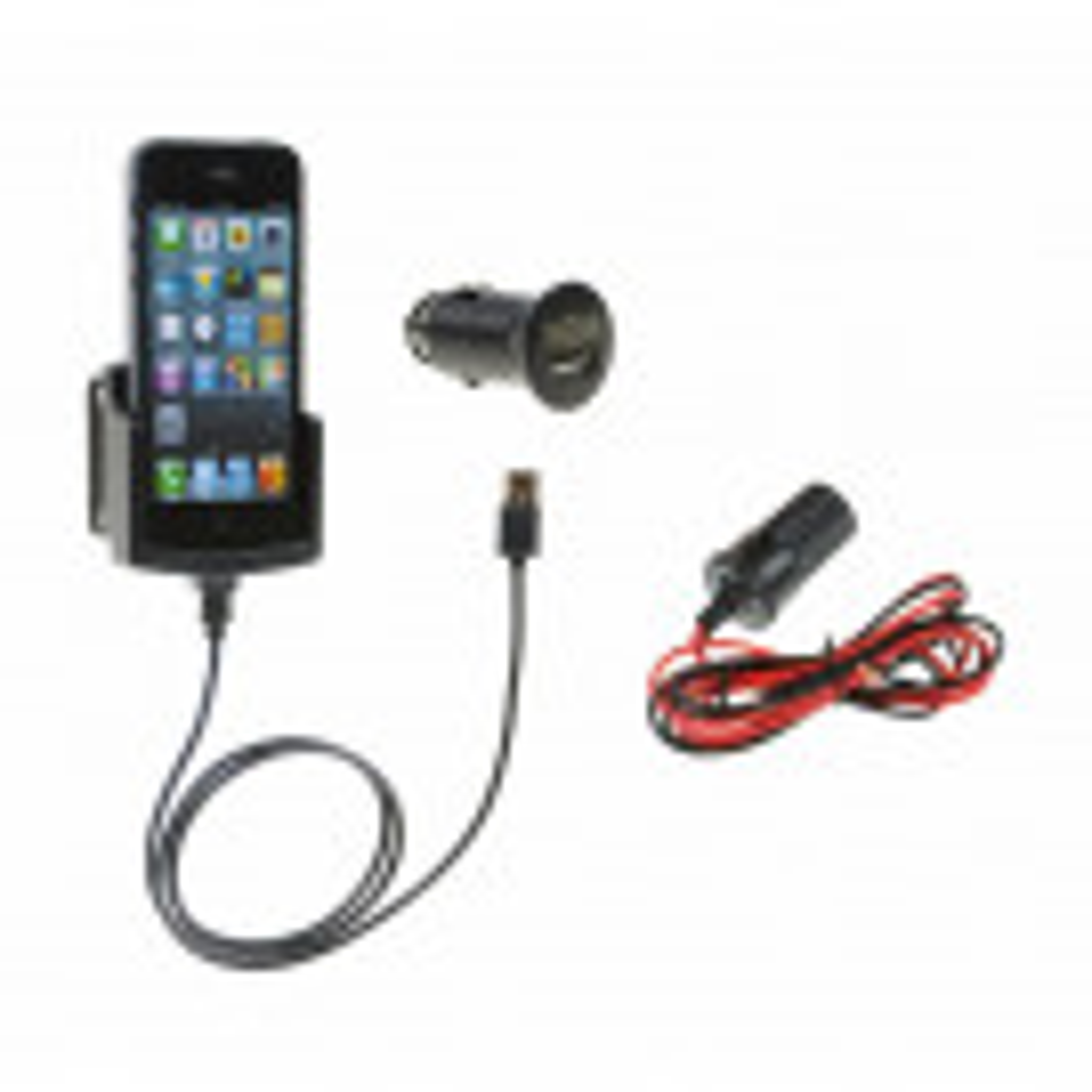 Fix2Car Faststrøms mobilholder til Apple iPhone 5/5S - 60202