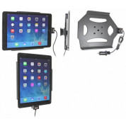 Brodit Aktiv Tablet Holder med cigar adapter til Apple iPad Air/iPad 9.7 2017 - 521577