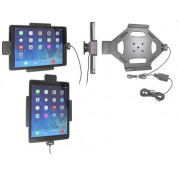 Brodit Faststrøms Aktiv Tablet Holder til Apple iPad 5th. gen./ 6.th gen. 9.7/ Air med lås - 547577