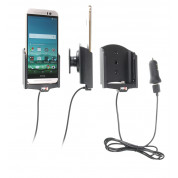 Brodit Aktiv Mobilholder med cigar adapter til HTC One M9 - 521722